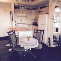 Bright, spacious and modern Apartment to sublet