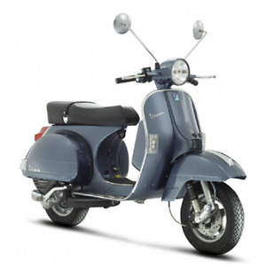 2005 Vespa PX150 Special Edition - Classic Scooter Design