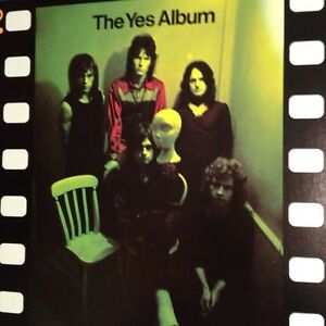 Vinyl record - YES - The YES album Gatineau Ottawa / Gatineau Area image 1