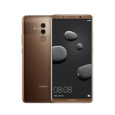 Huawei Mate 10 Pro 4G 128GB Brown 128 GB 20 MP Android, 8 + EMUI 8.0 ITALIA