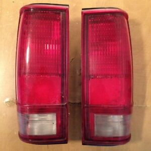 Tail Lights 82'-93' S10/S15