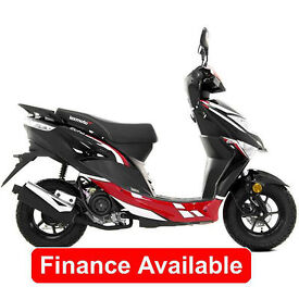 Lexmoto Echo 50cc 50 Moped Learner Legal Twist & Go Scooter / Moped