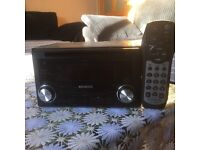 Kenwood double din with remote control