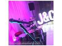 The Debonaires band wedding entertainment package