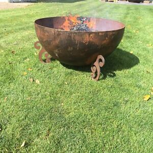 CRUSHER CONES AND FIRE BOWLS  Strathcona County Edmonton Area image 2