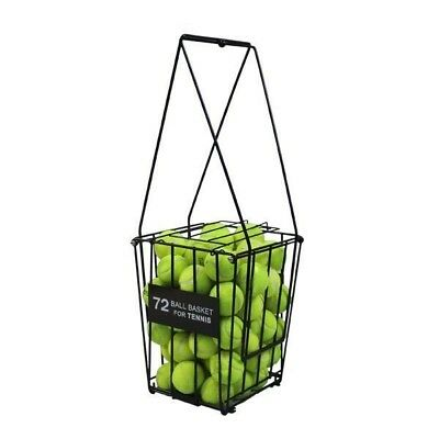 Pros Pro 72 Tennis Basket Ball Hopper / Collector FREE DELIVERY