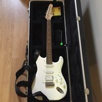 Electric Guitar/case