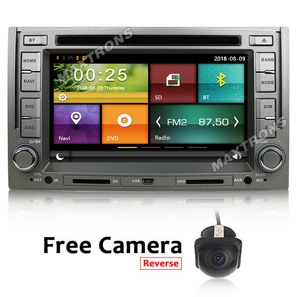 Car DVD GPS Navi Headunit Stereo For Hyundai H1 iMax iload 2008-2013 Free Camera