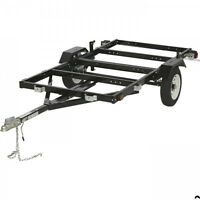4x8 Folding Trailer - Utility, Boat, Bike - $625 Tax Included