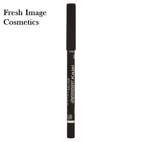 Maybelline Expression Kajal gentle precision EyeLiner - 33 Black new