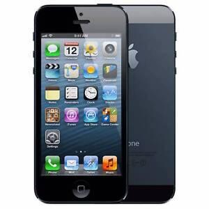 Apple iPhone 5 16GB Black (Used) Melbourne CBD Melbourne City Preview