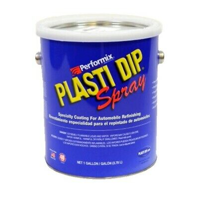 Plasti Dip - 1 Gallon - White