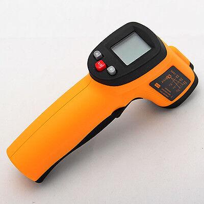 GM300 LCD Digital Infrarot Thermometer Laser Pyrometer Messgerät -50 bis 380°C