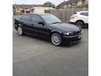 2003 BMW 3 SERIES 330D SPORT AUTO