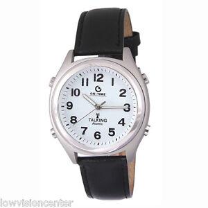 ATOMIC-Talking-Wrist-Watch-for-the-Blind-w-Alarm-Speaks ...