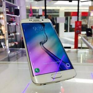 MULTIPLE GALAXY S6 EDGE 64GB BLACK / WHITE 1 MONTH WARRANTY Surfers Paradise Gold Coast City Preview