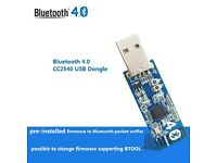 BLE CC2540 USB Dongle-Packet Sniffer Bluetooth Low Energy