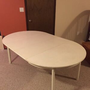 Expandable Solid Wood Table Prince George British Columbia image 3