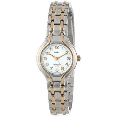 Timex Women's Indiglo Dress Two Tone Watch T27191