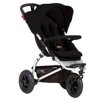 Lost Black Mountain Buggy stroller with accessories