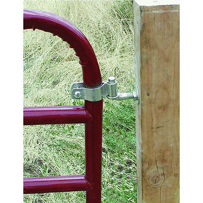 3 Pack 2-inch Gate Hinge Kits For Farm Gates