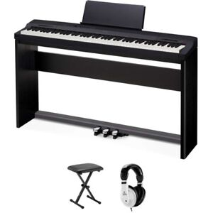 Casio PX160 digital full size piano with bench and pedals