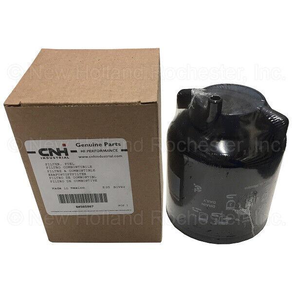 New Holland Fuel Filter Part # 84565907