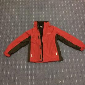 Regatta waterproof coat age 6