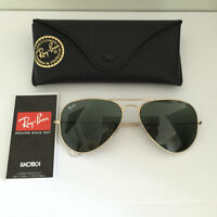 Brand New RAY-BAN AVIATOR CLASSIC Sunglasses