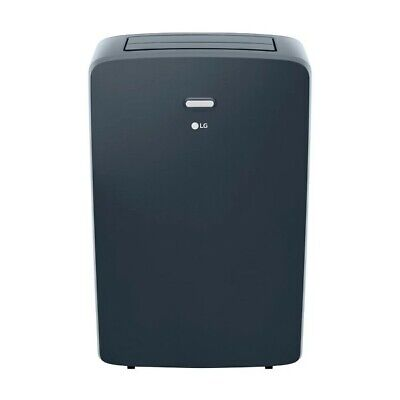 LG Electronics 11,000 BTU (8,000 DOE) Portable Air Conditioner with Remote