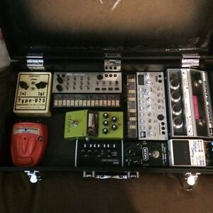 Various sequencers