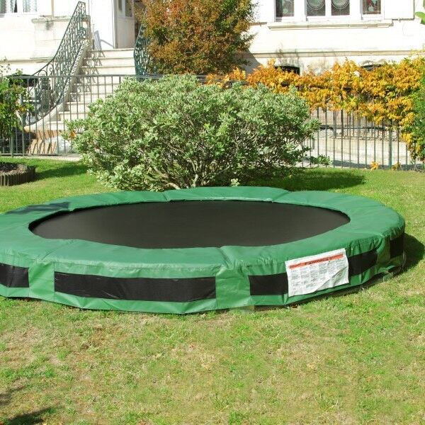 REDUCED!!! New Jumpking In Ground Trampoline