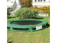 New Jumpking in ground trampoline - open to offers