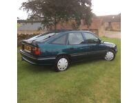 Vauxhall cavalier 1.7turbo diesel