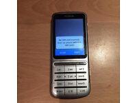 Nokia c3 on 02 network £15