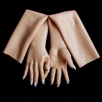 Silicone Rubber Female Glove SG-2