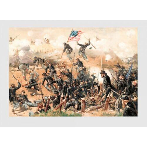 "Two Battle of Vicksburg 18"" x 24"" Art Prints"
