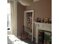 Spacious double room in friendly professional Marchmont flat share