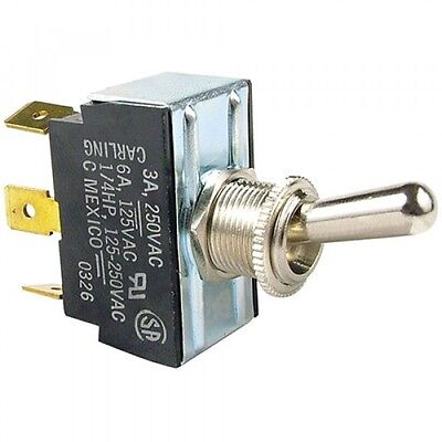 Carling 3 Position Toggle Switch With Tabs Spdt