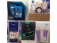 Fabulous beauty bath men's women's gift set only £4!