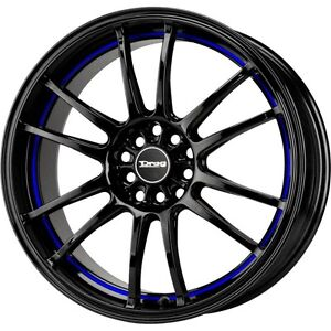Drag Dr38 Light Weight Rims 5x114.3 AND 5x100 Cambridge Kitchener Area image 1