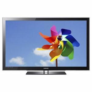 "SAMSUNG 58"" PLASMA SMART TV"