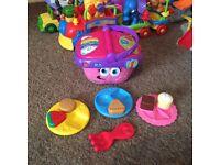 Leapfrog picnic set
