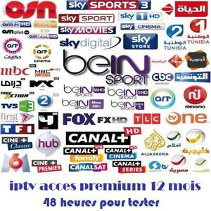 NO CABLE 1200+ LIVE CHANNELS ON IPTV BOX SPORTS MOVIES NEWS