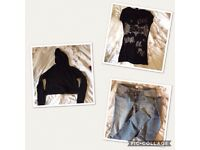 Bundle of women's clothes 8-10