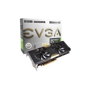 EVGA GTX 770 ACX 2GB à vendre ou échanger.