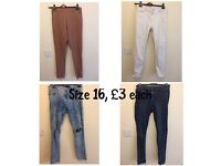 Women's 16-18 clothes