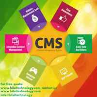 CMS based solutions