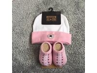 Converse hat and sock gift set.