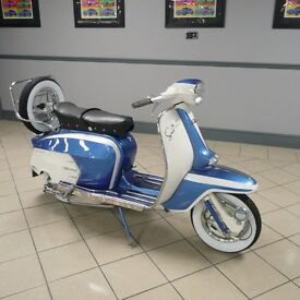 1966 Lambretta Special X200 or SX200 - Very Rare - Pristine Condition - Call 01653 697722